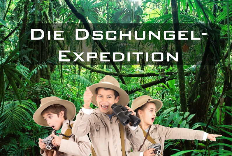 Die Dzsungel-Expedition