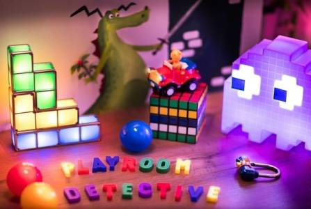 Playroom Detective